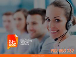 Presentación de Tu Voz - Call Center
