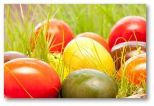 Las aplicaciones en Pascua